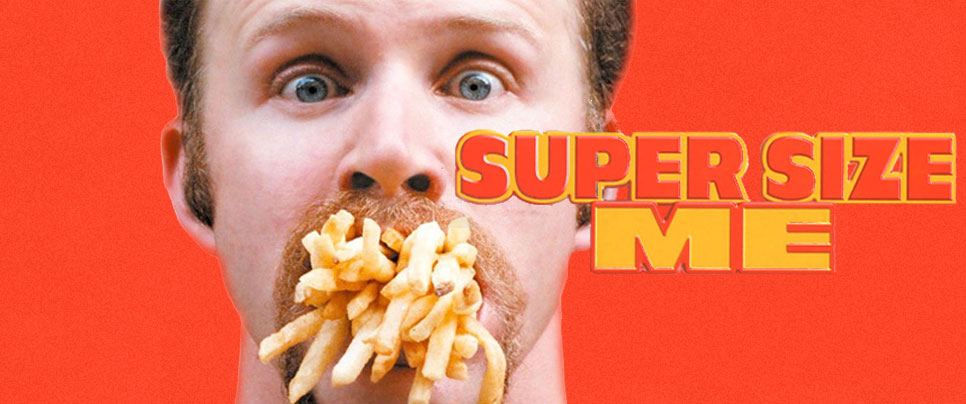 "analysis of a documentary super size me by morgan spurlock 11092017 13 years after he spent a month eating nothing but mcdonald's, ""super-size me"" director (and human guinea pig) morgan spurlock has opened a fast-food."